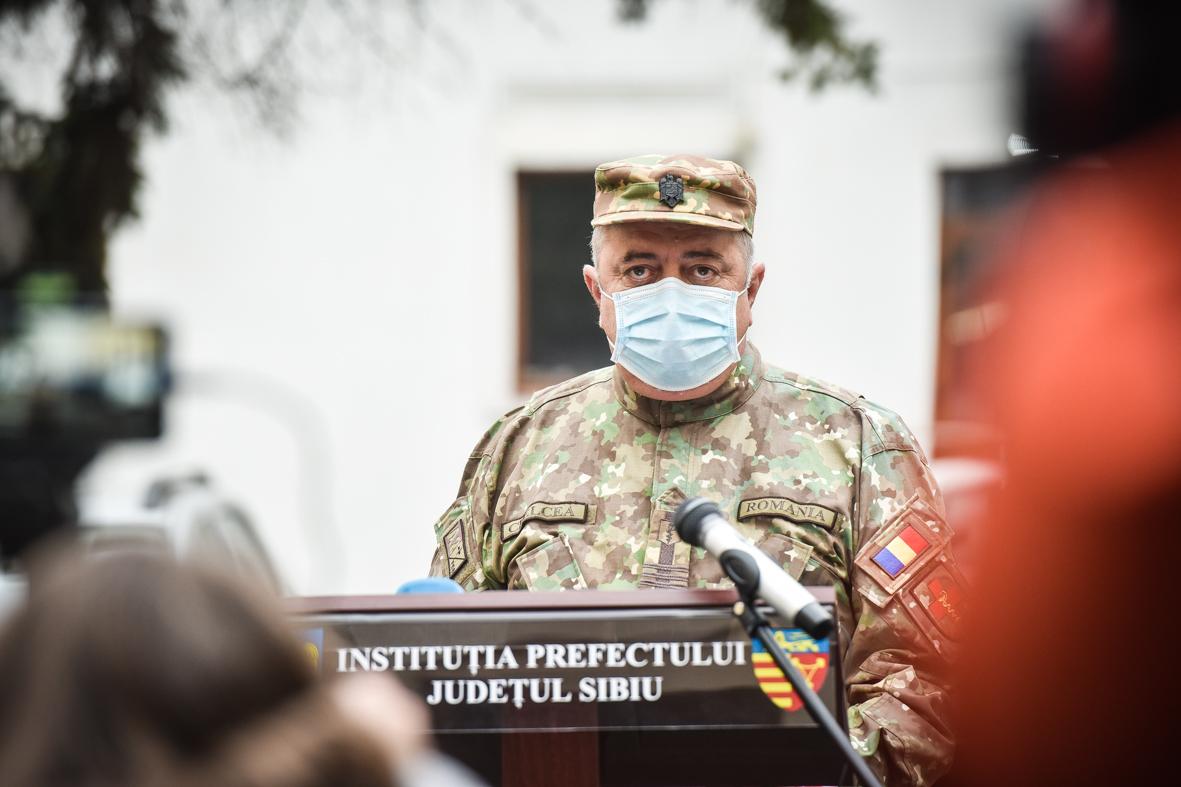 Noul director al DSP Sibiu, Daniel Chelcea: Împreună vom depăși cu bine această situație