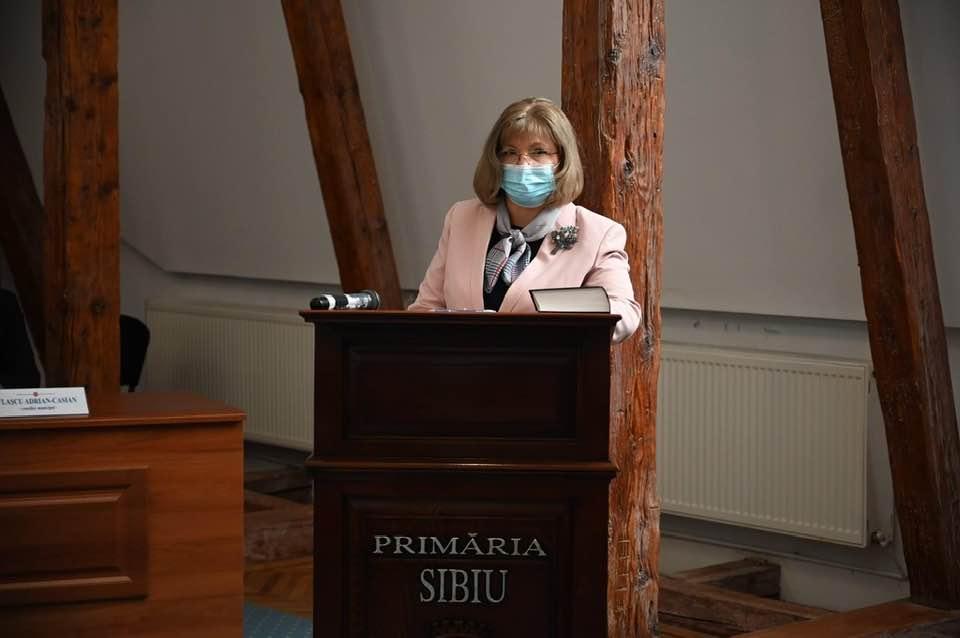 """Monica Munteanu, noul șef al Inspectoratului Școlar: """"Învățământ de calitate, școala să devină locul unde copilul se simte bine"""""""