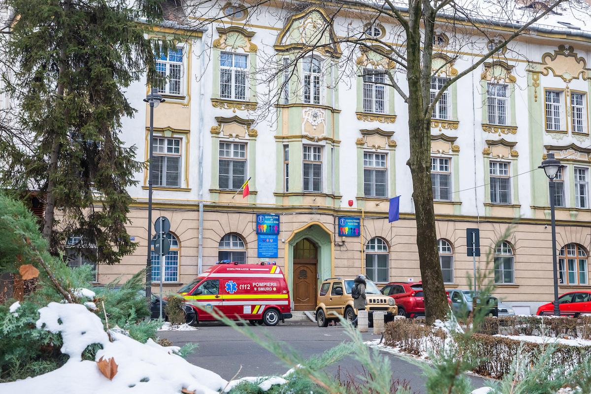Primăria Sibiu: Spitalul de Pediatrie – situație generală în contextul pandemiei