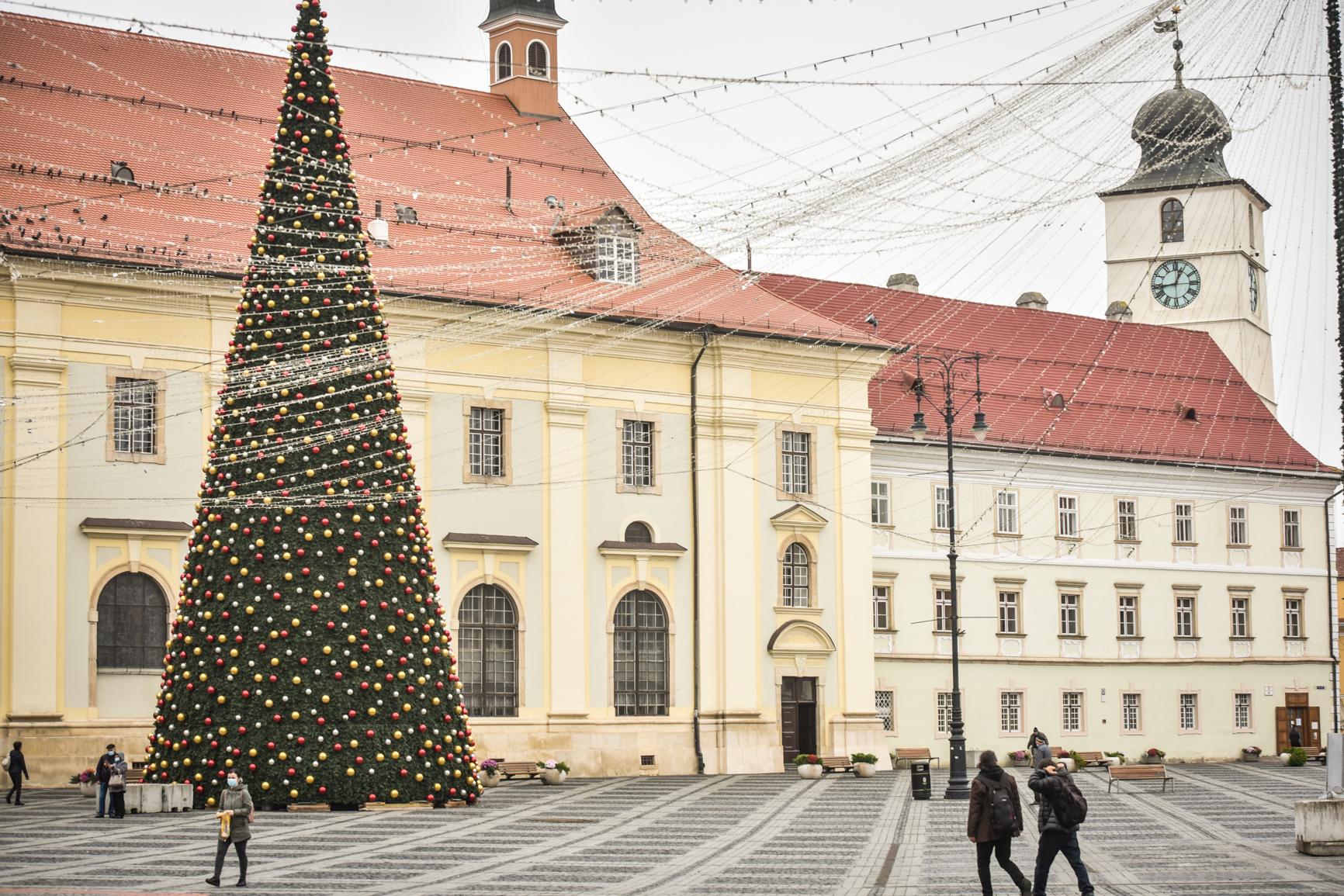 Rata de infectare scade și în municipiul Sibiu. 2.264 de noi cazuri, confirmate în ultimele 14 zile