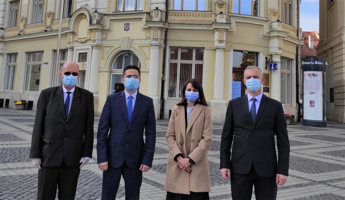 USR PLUS a depus proiect HCL pentru introducerea semnăturii electronice în relația cu Primăria Sibiu