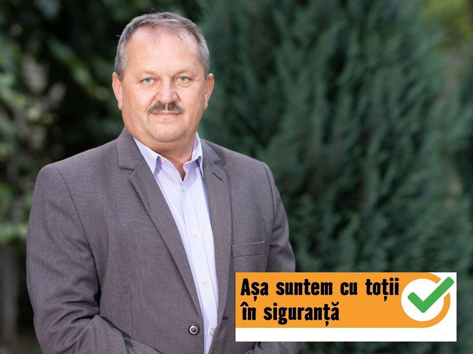 Primarul din Avrig, infectat cu Covid-19: aveți grijă unii de ceilalți și feriți-vă de boală