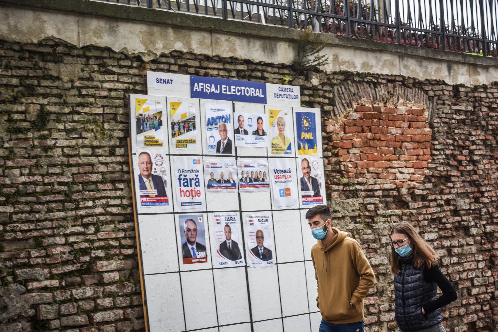 Analiză: Județul bipolar. Zonele Sibiu și Mediaș controlează două treimi din voturile din județ