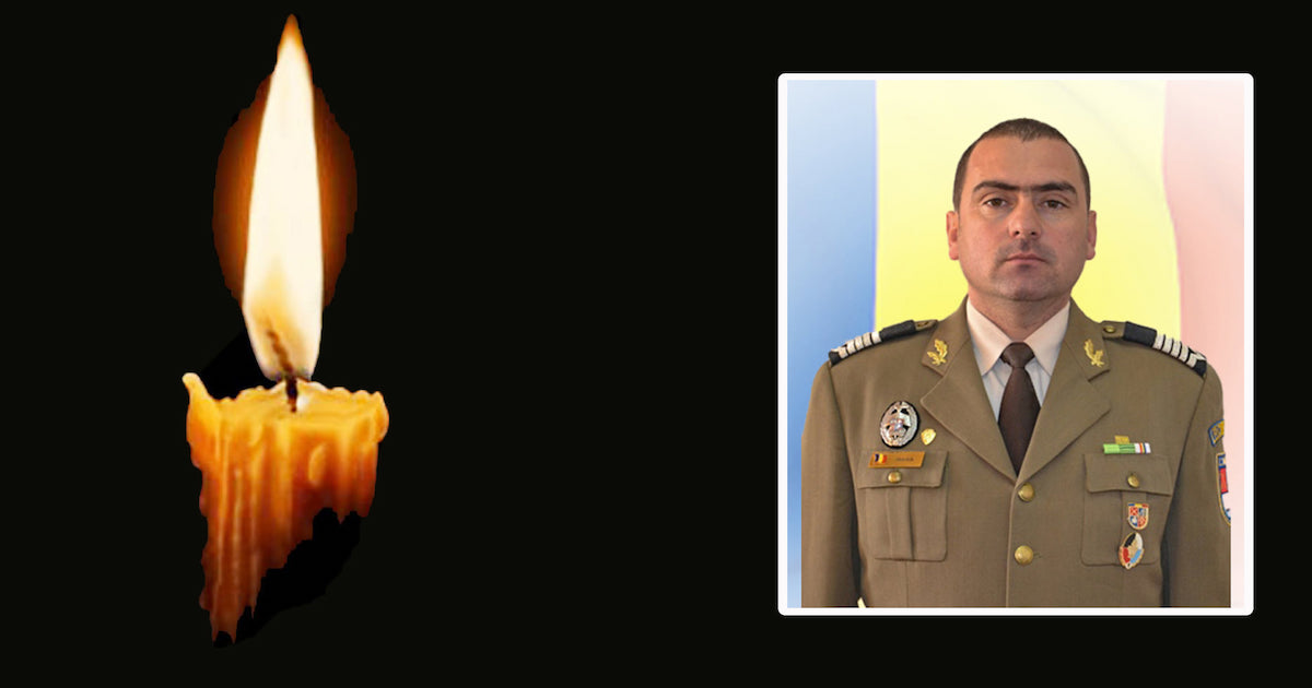 Un maistru militar de la Academia Forțelor Terestre a decedat, după ce s-a infectat cu COVID-19