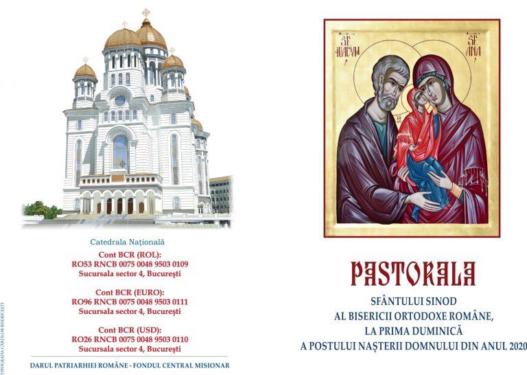 Despre familie, credință, spirit filantropic și întărire a comunității în Pastorala Sfântului Sinod al Bisericii Ortodoxe Române