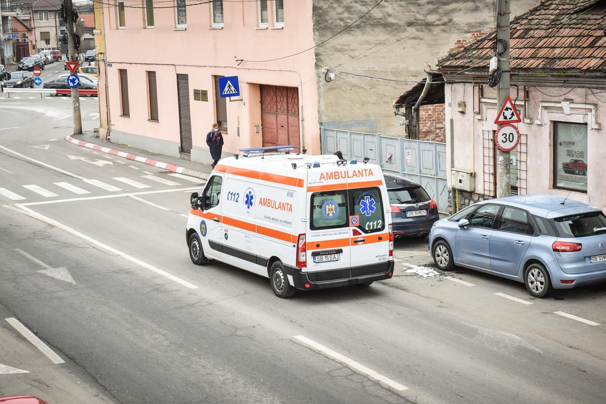 12,76 - rata de infectare scade în muncipiul Sibiu. 2.184 de cazuri confirmate, în ultimele 14 zile