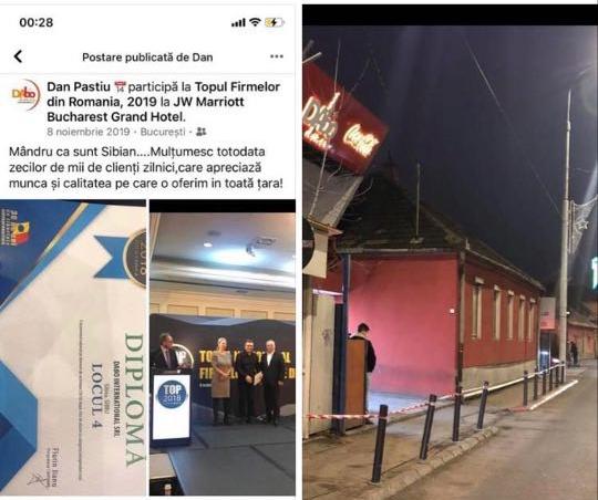 """Patronul DAbo Doner, supărat pe primăria Sibiu că a pus piloni împotriva clienților """"avariați"""": Așa am ajuns sa fiu """"faultat"""""""