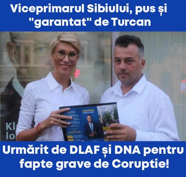 """Bogdan Trif, PSD Sibiu: """"Penalii"""" de la PNL Sibiu, girați de Raluca Turcan, ies la suprafață"""