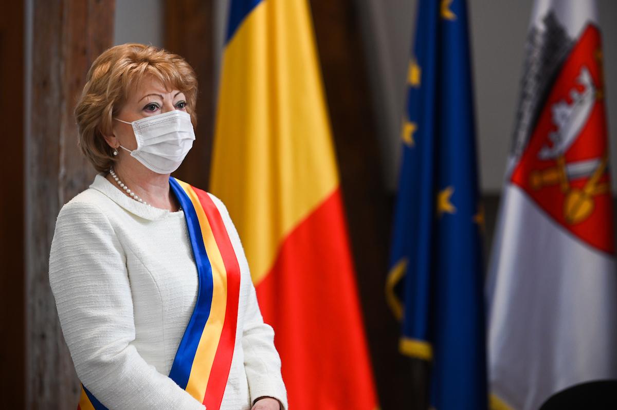 Mesajul primarului Astrid Fodor cu ocazia Zilei Naționale a României