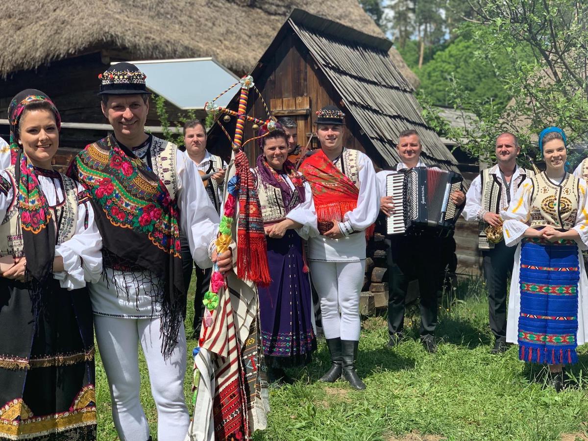 De Ziua Națională a României, Sibiul și Junii Sibiului sunt în prime-time la TVR 1