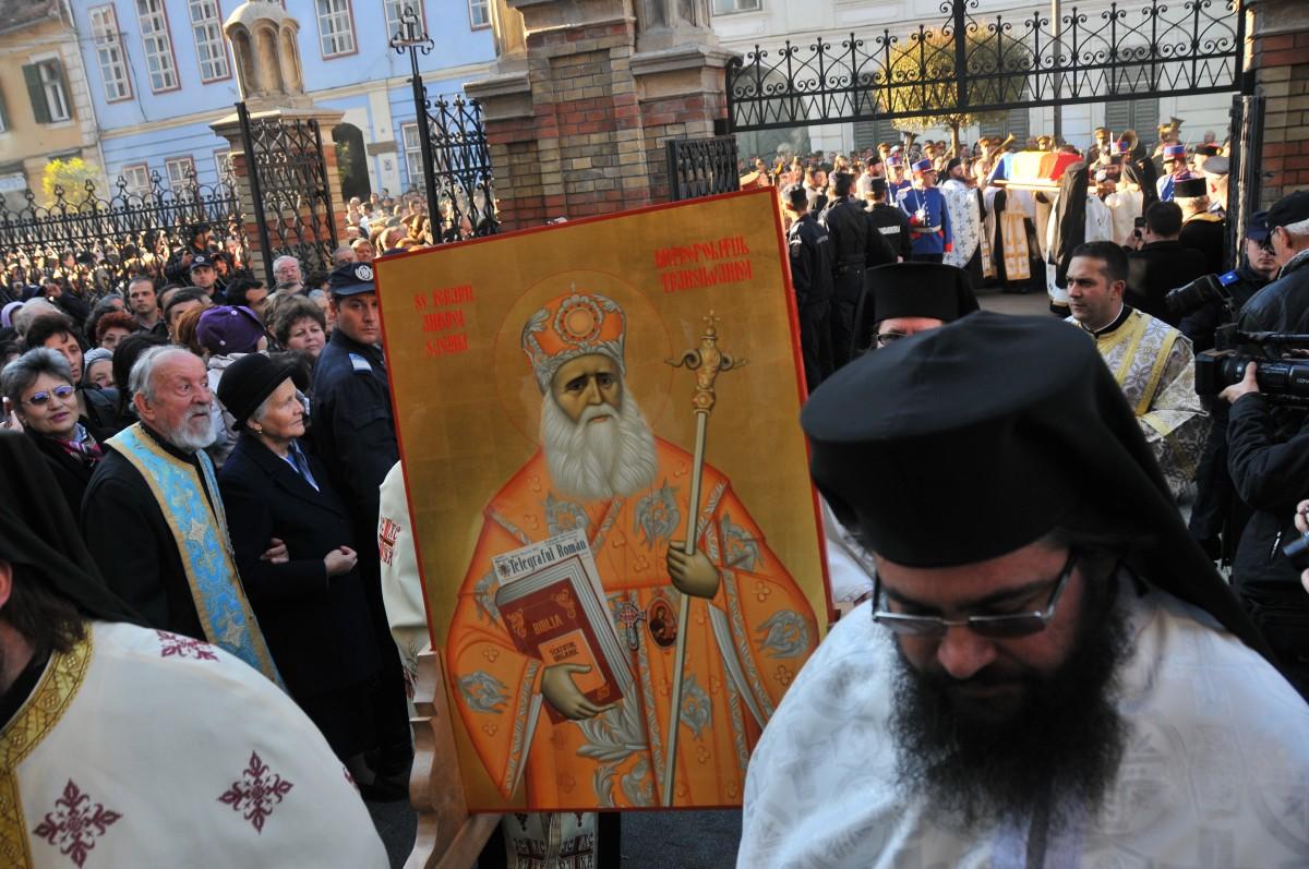 30 noiembrie, zi de pomenire pentru Andrei Șaguna, Sfântul Ierarh al Transilvaniei