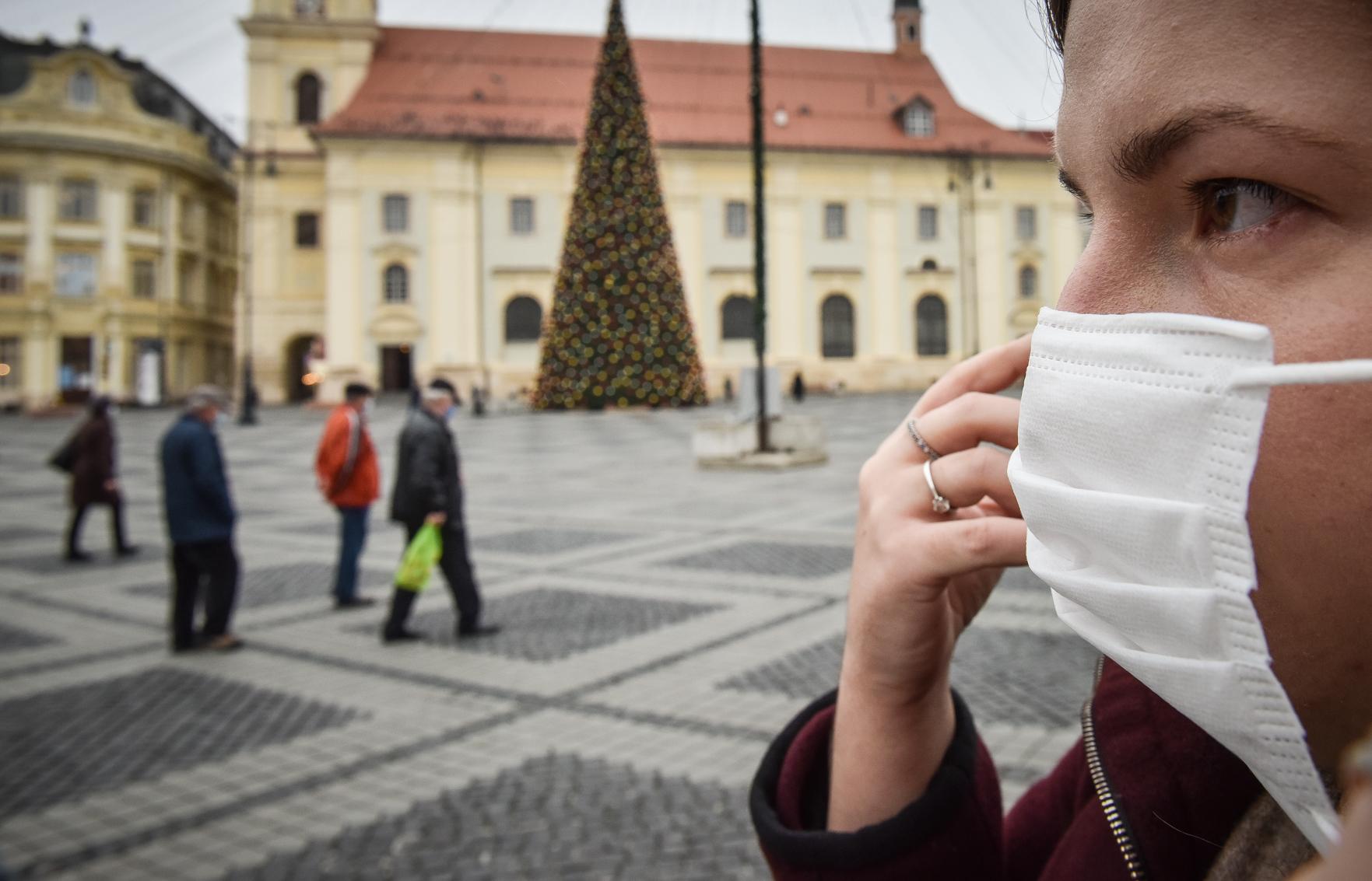 Rata de infectare în județul Sibiu scade sub 4. Situația în fiecare localitate