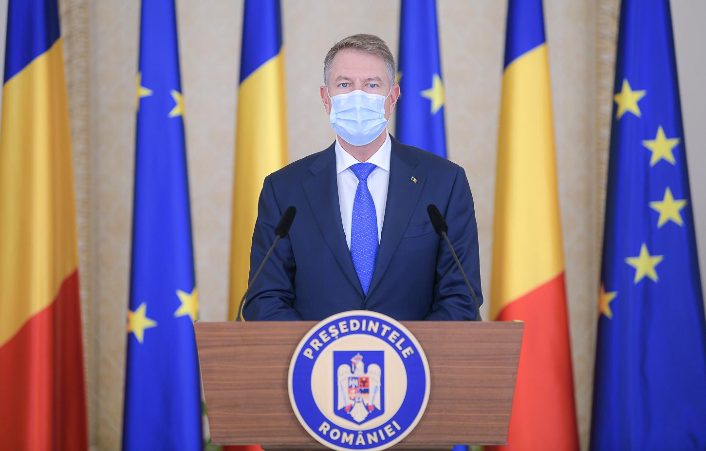 VIDEO Iohannis: Nu sunt încă întrunite condiţiile pentru desemnarea unui candidat pentru a forma un nou Guvern