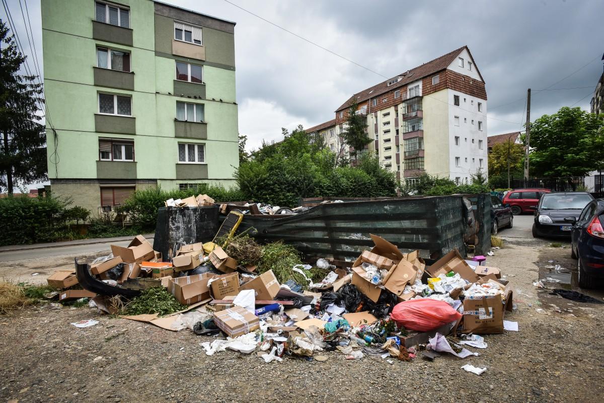 51.000 de sibieni nu își plătesc gunoiul. Taxarea și sistemul de colectare se vor modifica