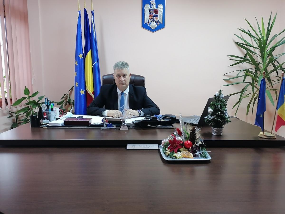 Bilanţ de final de an la Primăria comunei Axente Sever