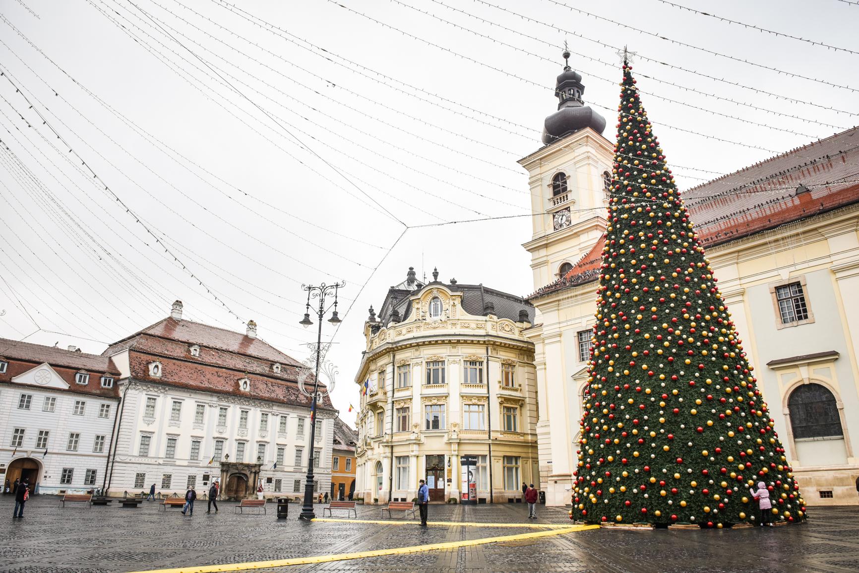 Orașul Sibiu a împlinit 829 de ani de la prima atestare documentară