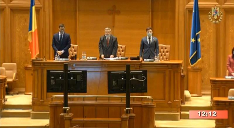AUR a condus prima ședință a Camerei Deputaților