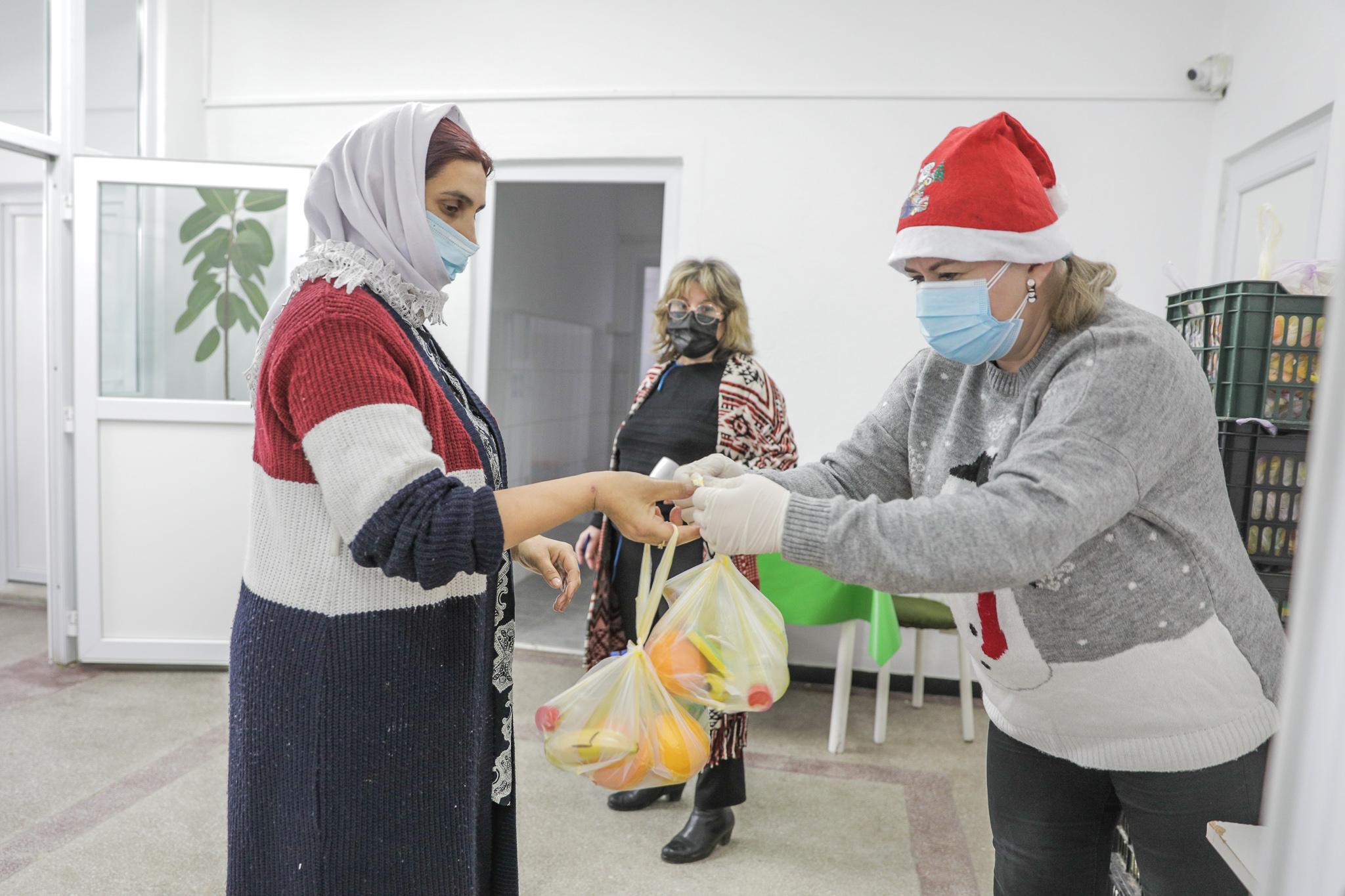 De sărbători, Primăria Sibiu este mai aproape de persoanele în nevoie din municipiul Sibiu