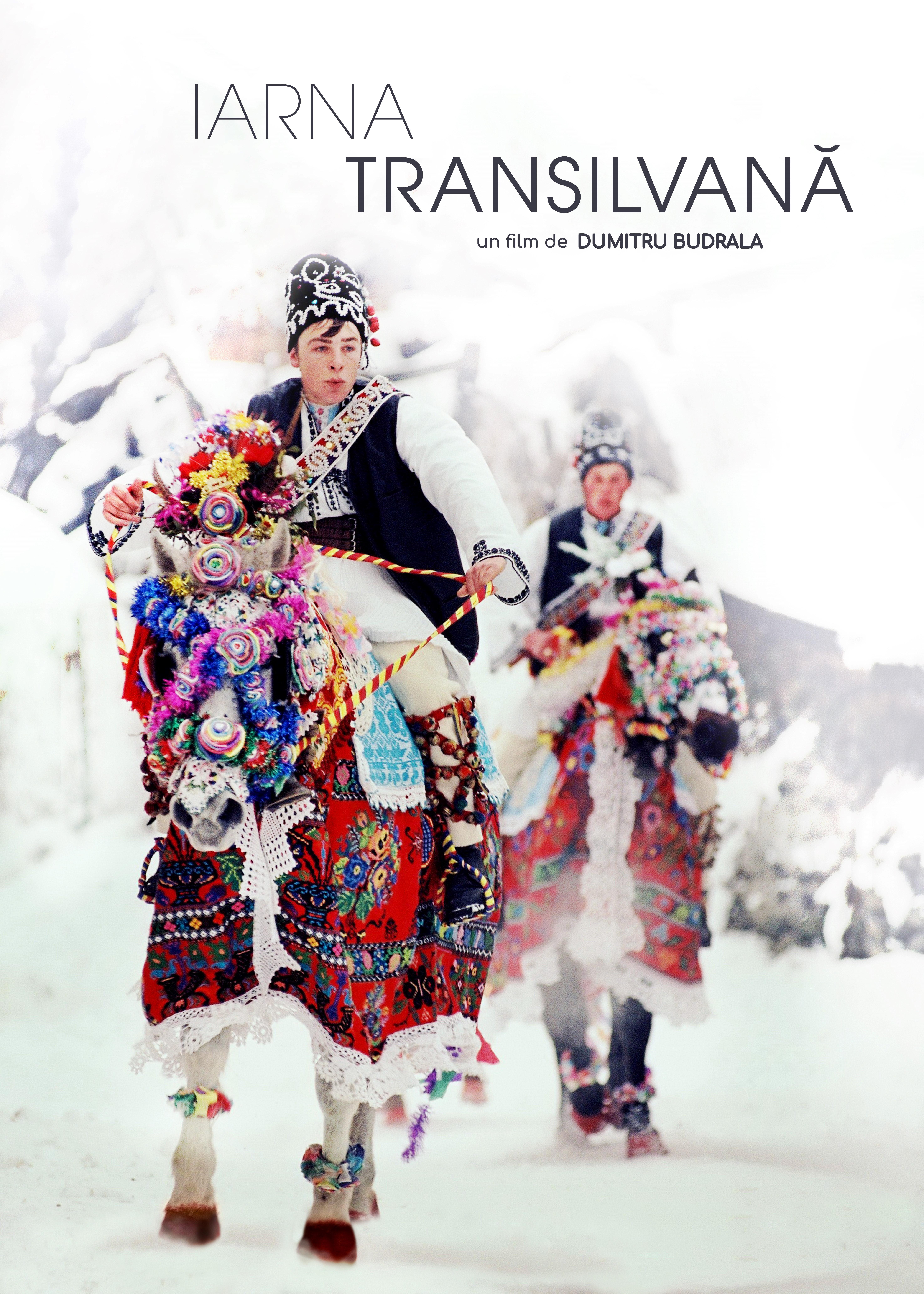 """""""Iarna transilvană"""", de Dumitru Budrala,  filmul care ne amintește cum era Crăciunul înainte de pandemie"""