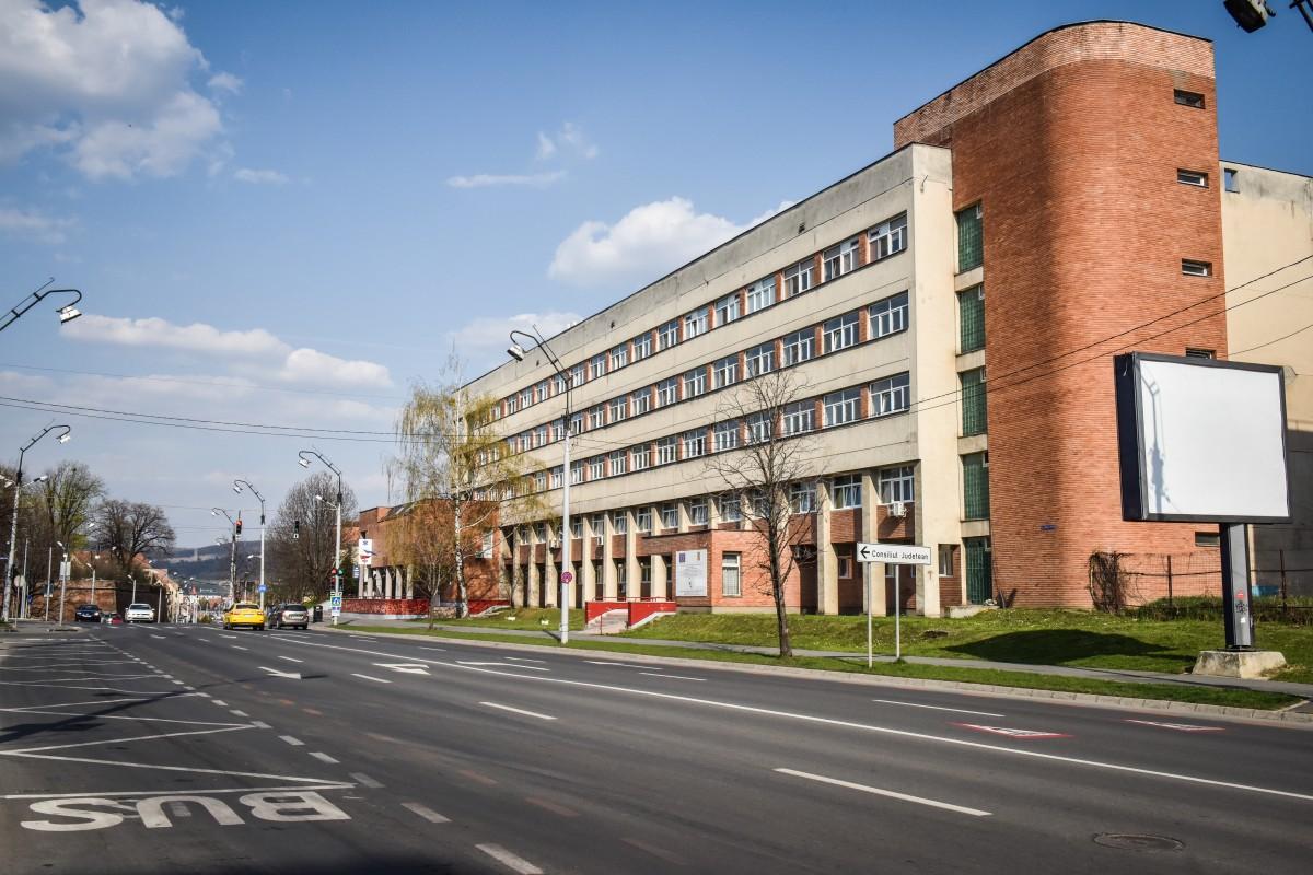 Postul de director financiar-contabil al Spitalului Clinic Județean de Urgență Sibiu a fost scos la concurs