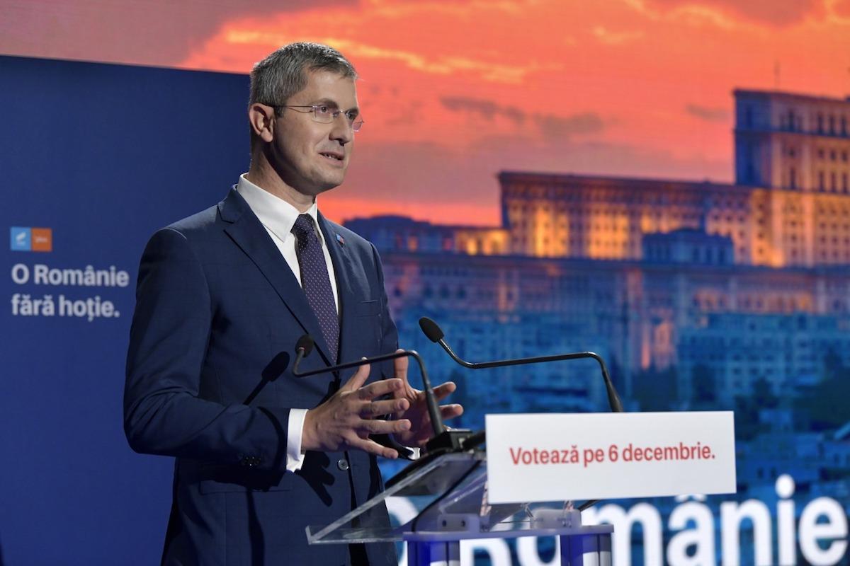 Dan Barna: USR PLUS e perspectiva următorilor 4 ani de Românie sănătoasă. Mergeți la vot duminică