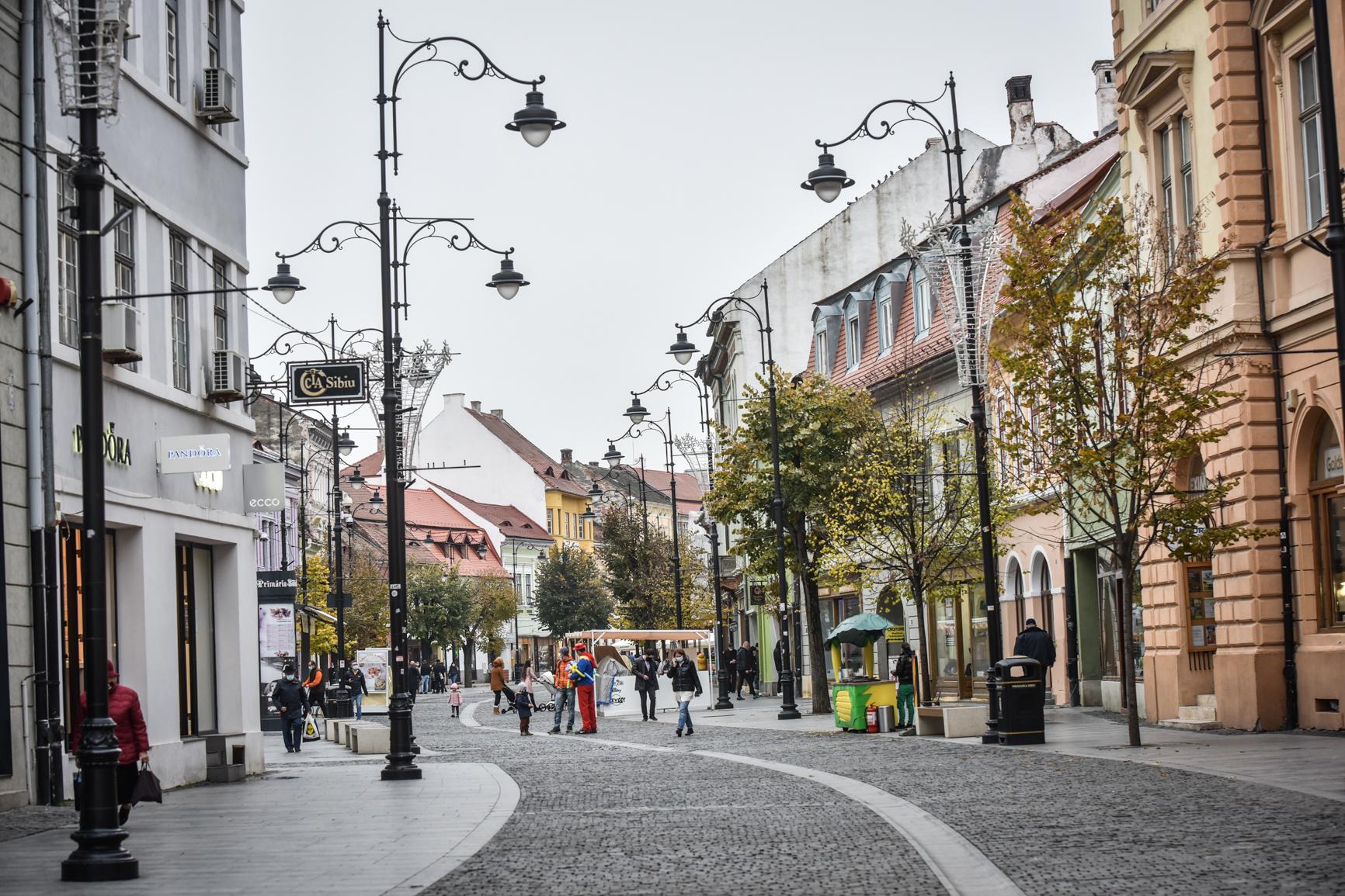 27 focare active în județ. Opt dintre ele sunt în municipiul Sibiu