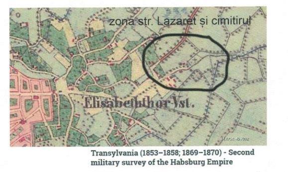 Cimitirul de la Balanța: Nu există nici o legătură între morminte și vechea leprozerie