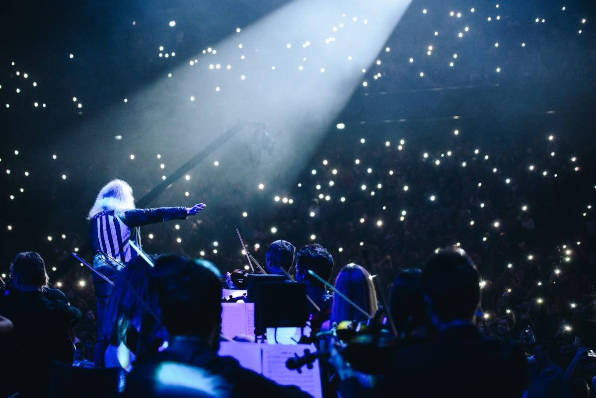 România Rocks aduce 100 de minute de muzică legendară în Piața Mare