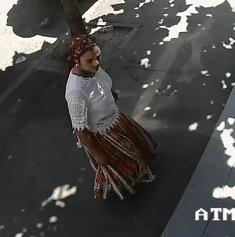 Autoritățile solicită ajutorul sibienilor. Sunați la poliție dacă vedeți această femeie