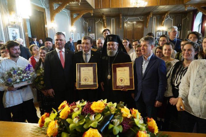 IPS Laurențiu Streza a fost numit cetățean de onoare al județului Brașov