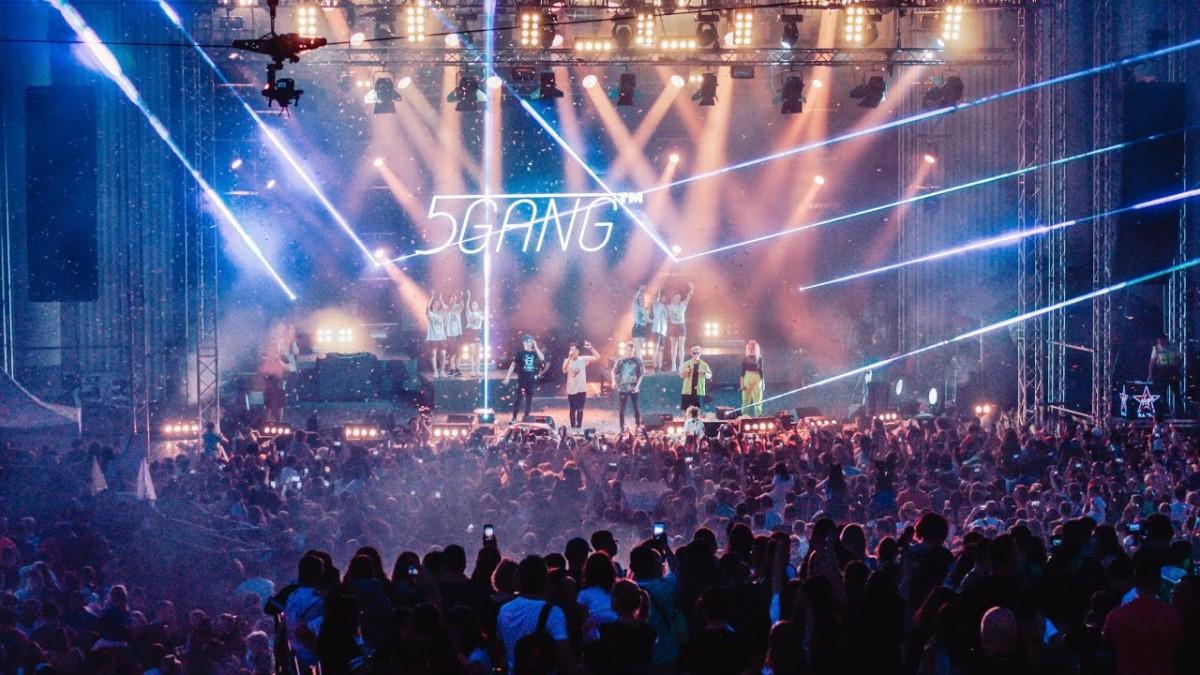 Trupa 5GANG concertează la Sibiu. Biletele s-au pus în vânzare