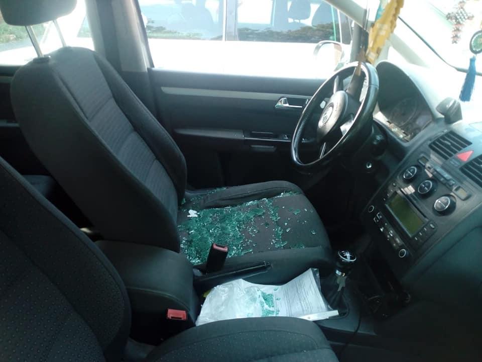 Spărgător de mașini, prins în mai puțin de 24 de ore de Poliție