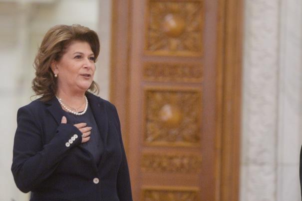 Verdict: Rovana Plumb nu e aptă pentru funcţia de comisar european