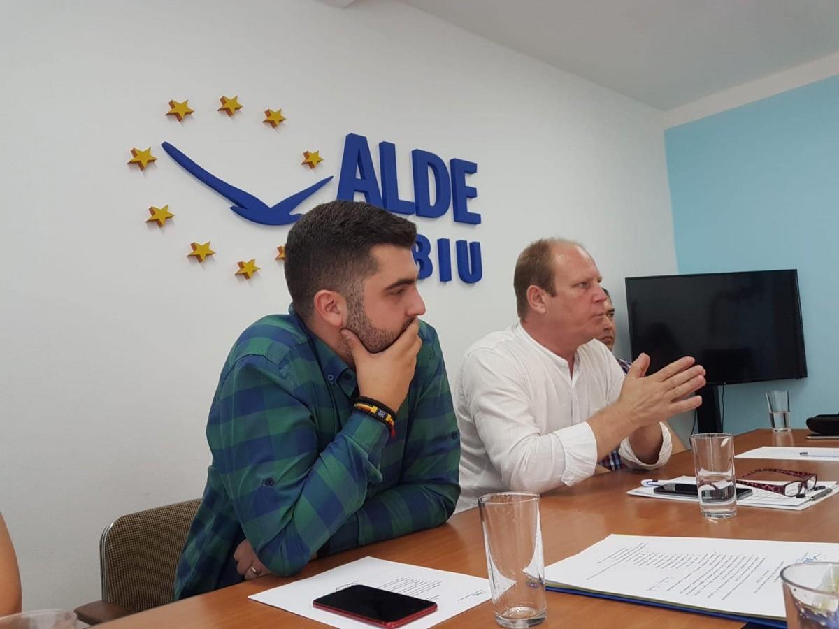 Se cere oficial prima demisie după prezidențiale. Președintele ALDE Sibiu, somat să plece