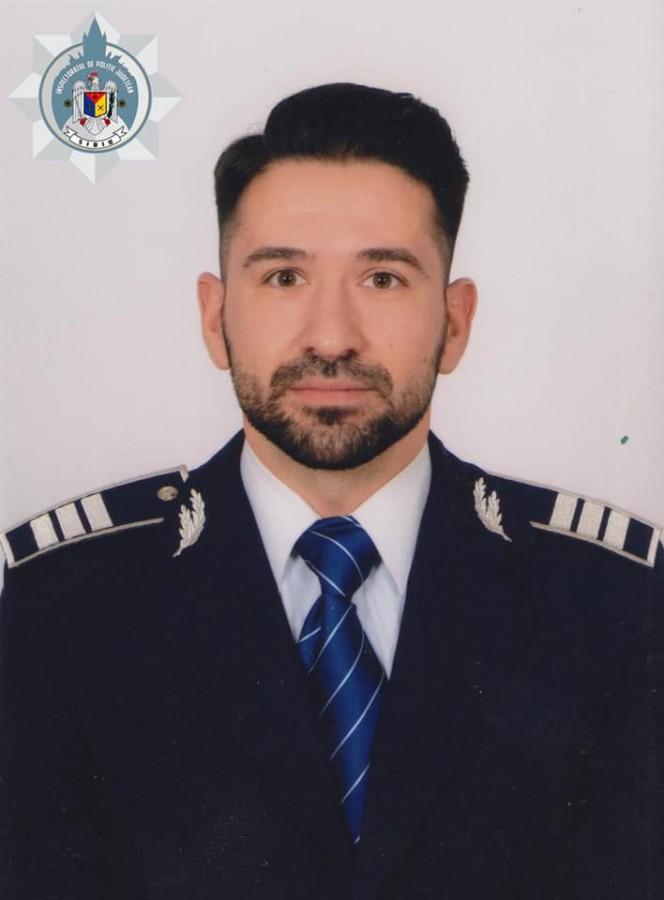 Un polițist sibian a prins, în timpul liber, un bărbat urmărit internațional pentru omor