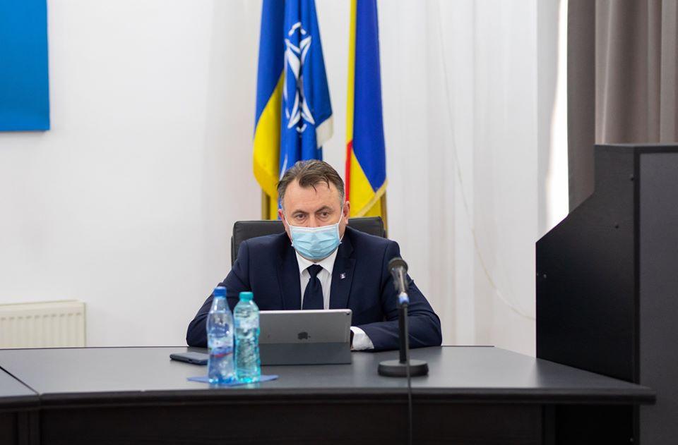 Tătaru: Săne obişnuim că vom trăi cu coronavirusul şi în următorii doi ani