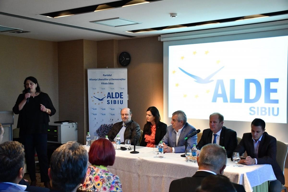 ALDE reacționează după acuzele lui Bogdan Trif: Munteanu, Marin și Stoiță reprezintă un plus pentru filială