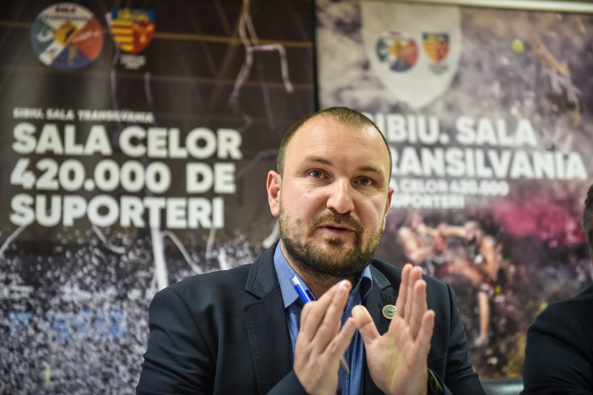 """Adrian Bibu, chemat la Guvern. """"Vreau să mă întorc la Sibiu, la alegerile locale"""""""