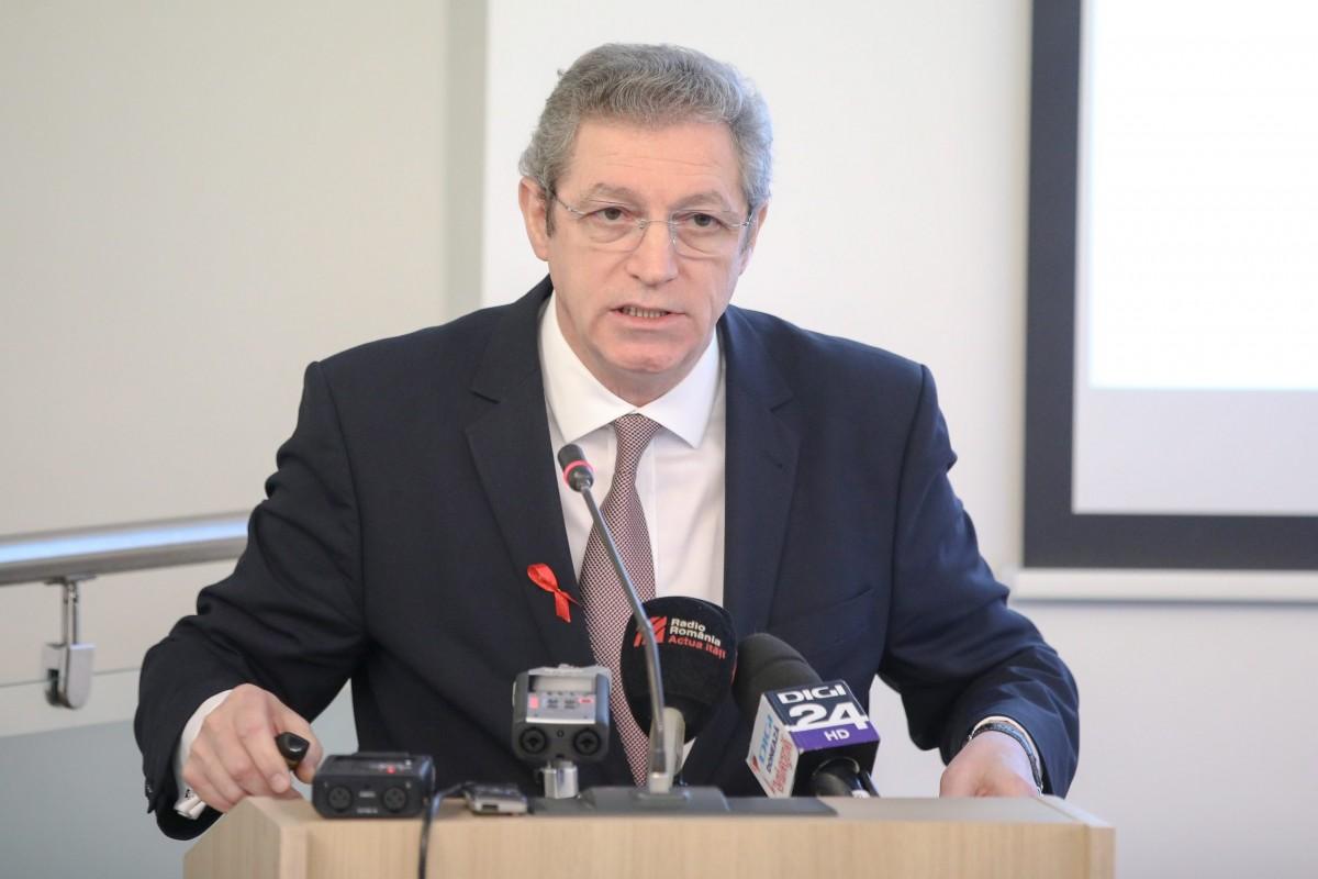 Adrian Streinu Cercel a fost demis de la conducerea comisiei științifice anti-COVID din Ministerul Sănătății