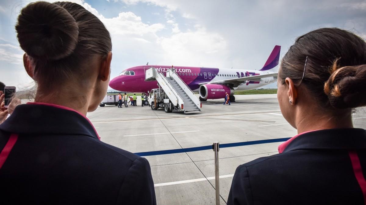 Aeroportul Sibiu se închide complet. Reacția Wizz Air: Ne cerem scuze