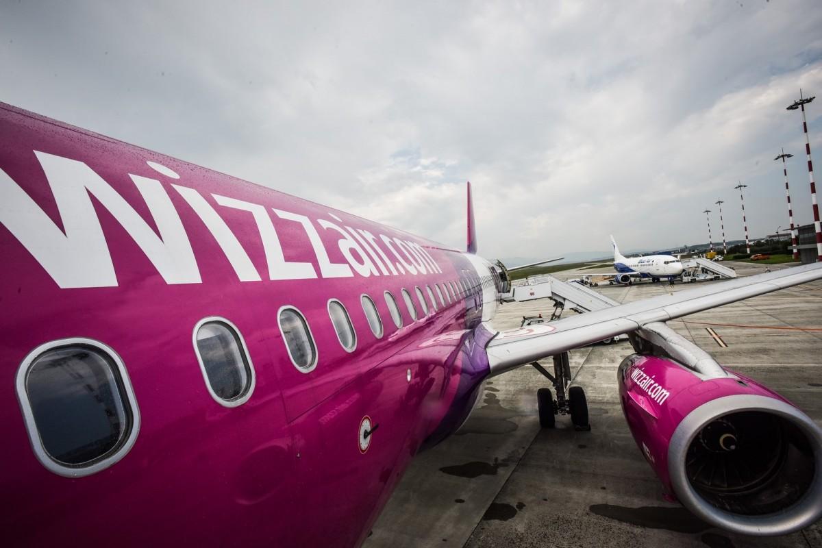 Wizz Air a scos din funcțiune aeronava cu care a călătorit italianul diagnosticat cu coronavirus