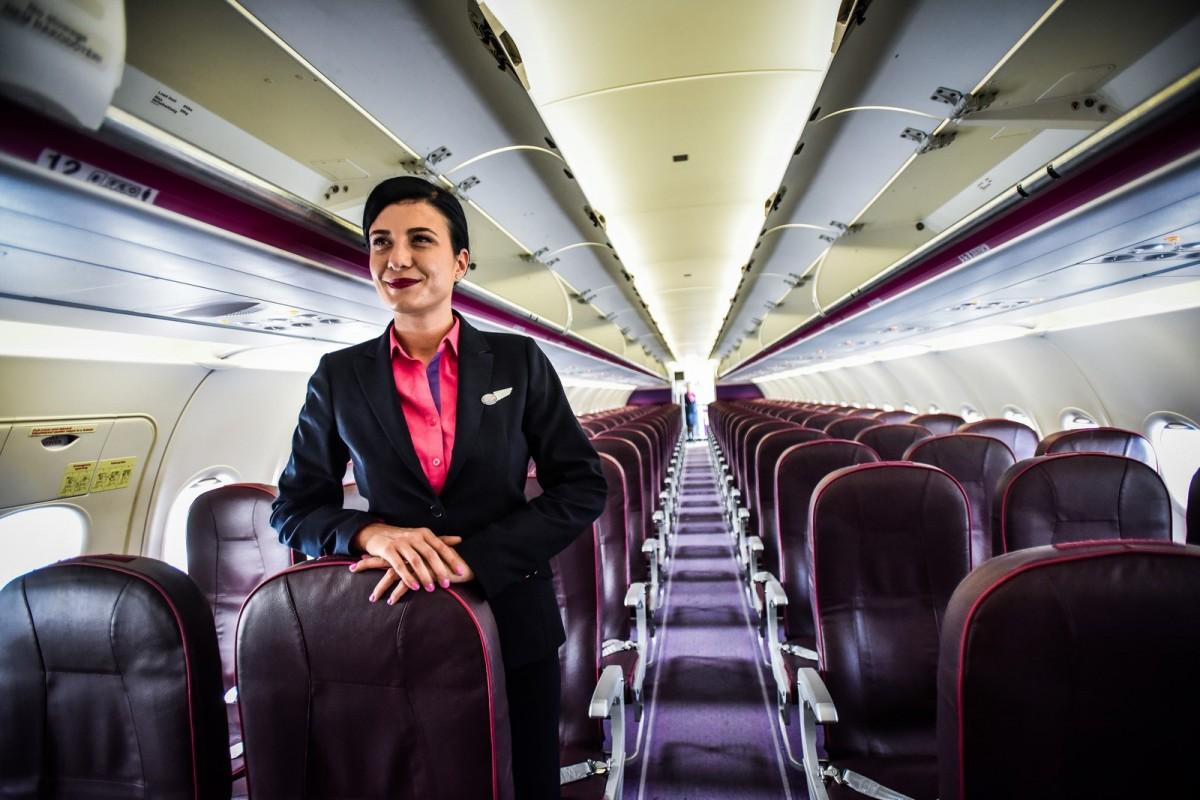 Efectul epidemiei de COVID – 19. Wizz Air diminuează drastic numărul de zboruri spre Italia