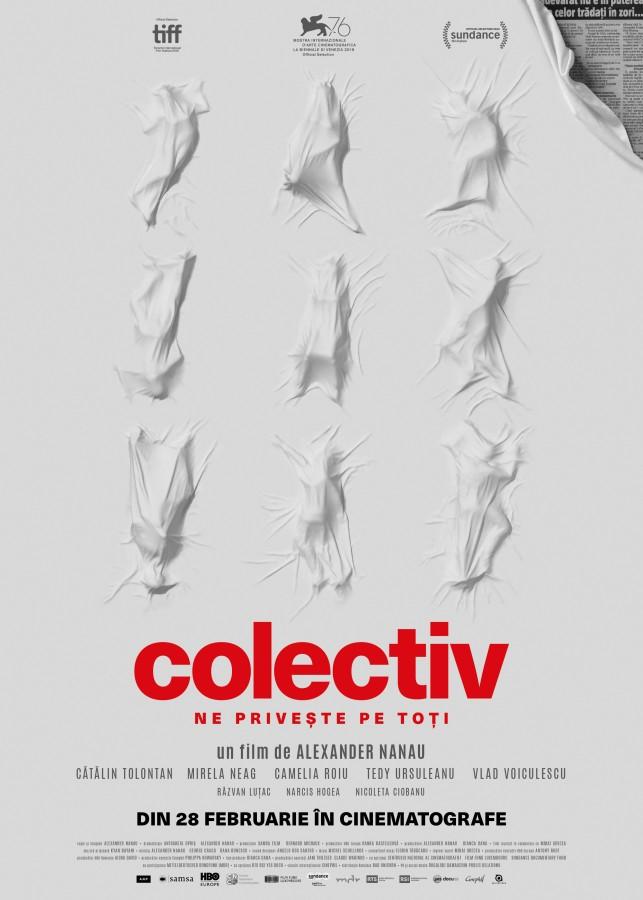 """Filmul """"colectiv"""" va avea proiecții la Sibiu până în luna martie"""