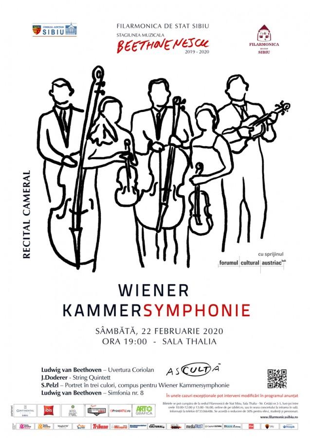 Concert unic în România, la Sala Thalia