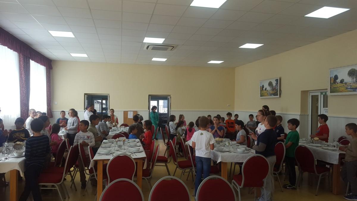 Primarul din Cîrța: Am investit mult în after school-ul din comună