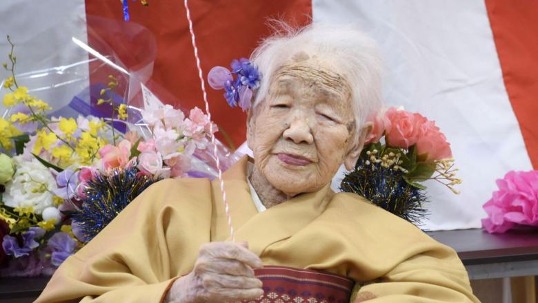 Cea maiîn vârstăpersoană din lume are 117 ani. Se trezește în fiecare dimineață la 6