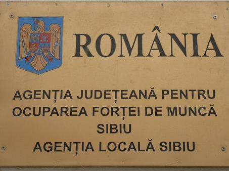 Anunțul AJOFM Sibiu pentru angajatorii interesați de șomajul tehnic