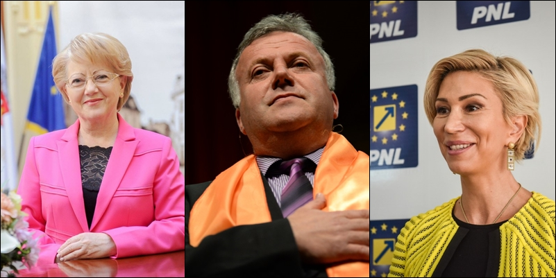 Mesajul aleșilor politici, din Sibiu, de Ziua Națională a României