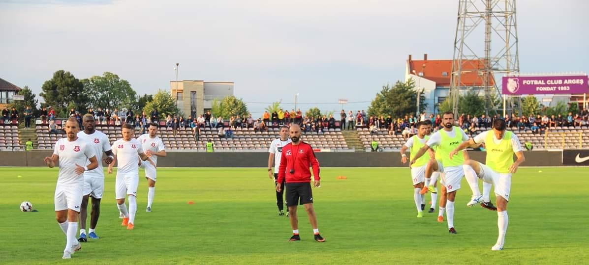 Interviu cu preparatorul fizic, Alessandro Cittadino:FC Hermannstadt a fost o echipă care mi-a dat mult de gândit