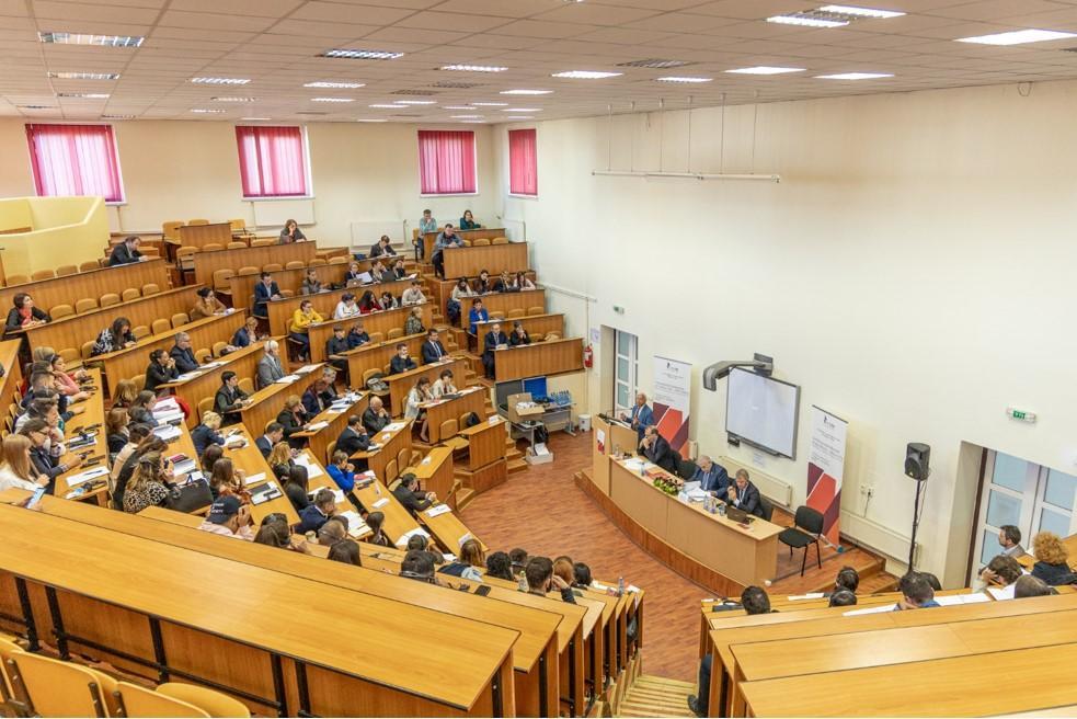 Conferința Internațională de Dreptul Muncii, la Sibiu: Urmează o perioadă de schimbări